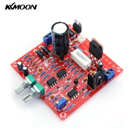 KKmoon 0-30V 2mA-3A Continuously Adjustable DC Regulated Power Supply DIY Kit Short Circuit Current Limiting Protection
