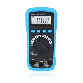 Digital Multimeter DMM Frequency Measurement Auto-range Max. Data Holding LCD Backlight