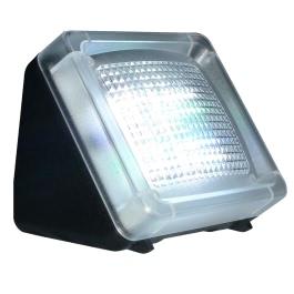 KKmoon LED TV Simulator Dummy Fake Home Security TV Burglar Intruder Thief Deterrent Crime Prevention Device Built-in Light Sensor Timer US Plug