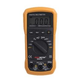KKmoon MS8233E 2000 Counts Autorange AC/DC Voltage Current Resistance Temperature Digital Multimeter w/Back light