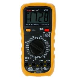 KKmoon MY60 Digital Multimeter AC/DC Voltage Current Resistance Tester