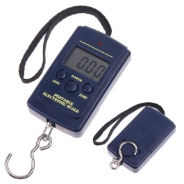 Pocket Digital Electronic Hanging Hook Scale