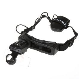LED Headband Magnifier Loupe