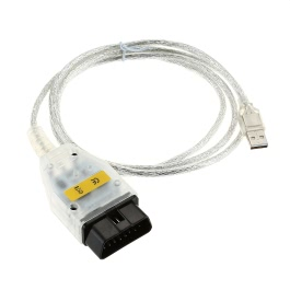 K+DCAN USB Interface OBDII OBD2 Car Diagnostic Scanner Tool for BMW