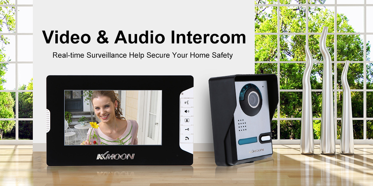 Video Audio Intercom