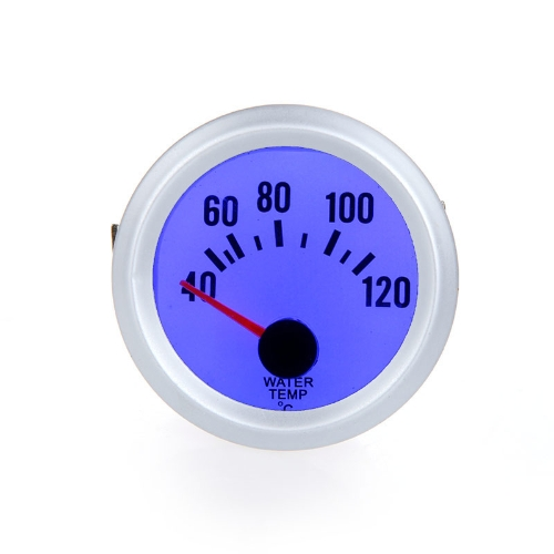KKmoon Water Temperature Meter Gauge with Sensor for Auto Car 2